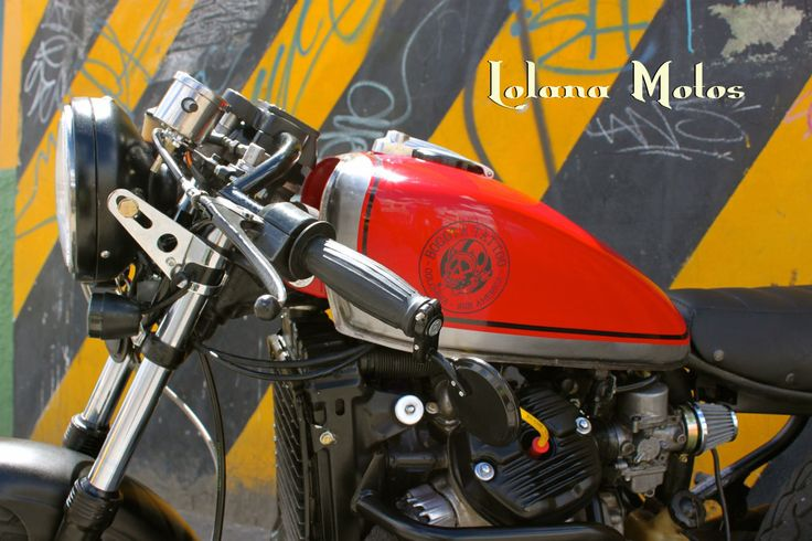 CX500 Cafe Racer Bogota
