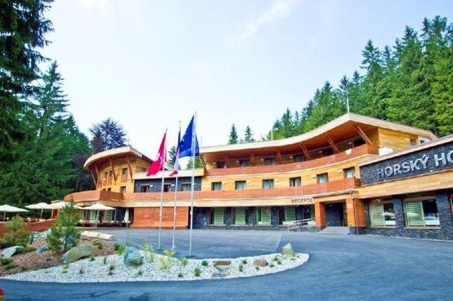 Hotel Horský hotel Čeladenka (Čeladná), recenze hotelu, dovolená a zájezdy do tohoto hotelu na Invia.cz