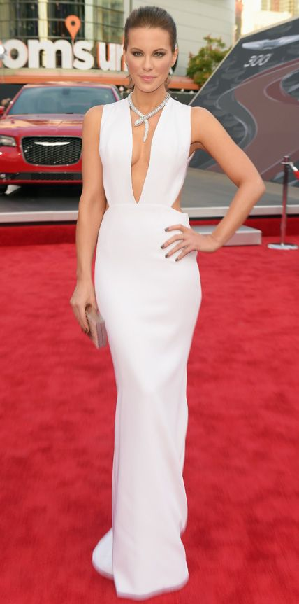 The Best Looks from the 2014 American Music Awards - Kate Beckinsale from #InStyle