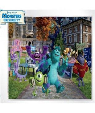 Fototapet din vlies Disney Monsters University 208x146cm - Consalnet 333-VE-XL