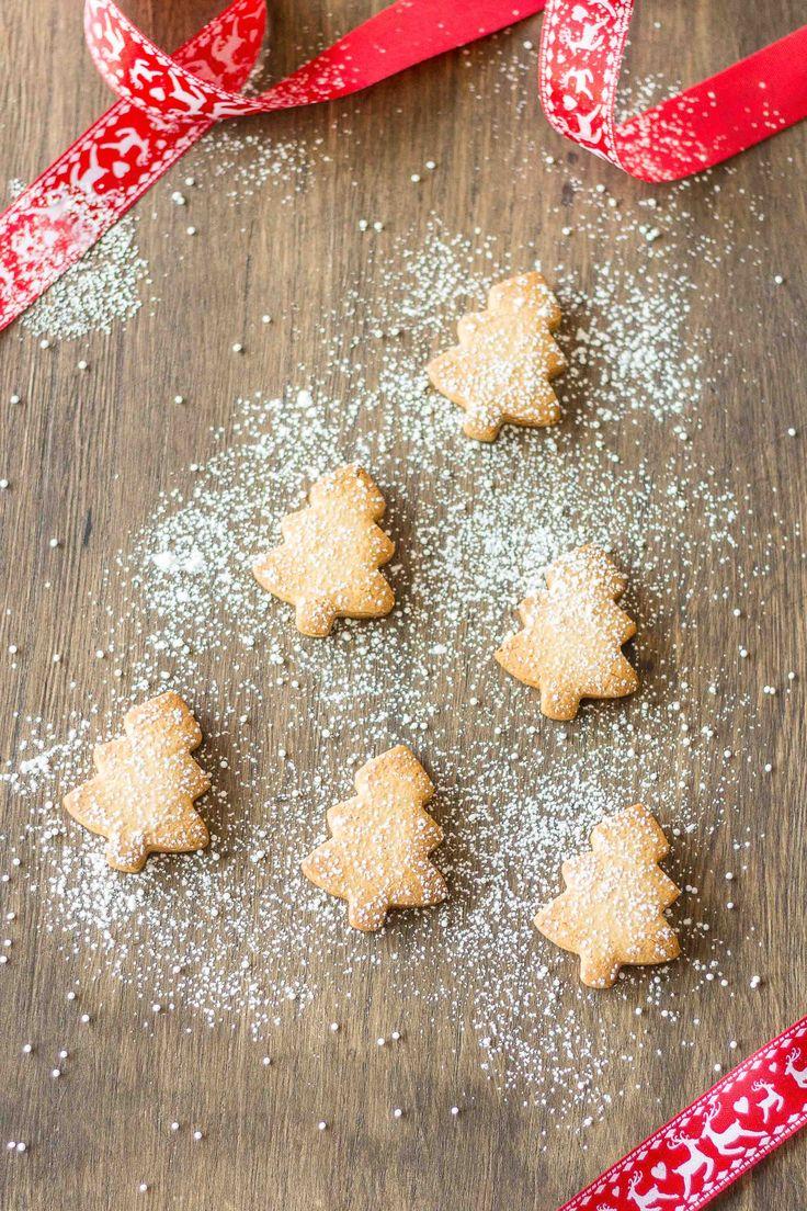 Aprende a realizar las clásicas y tradicionales Galletas de Jengibre, un básico de Navidad perfectas para el árbol, para los Reyes... ¡deliciosas!