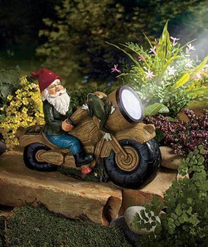 Best 25 Biker Gnomes Ideas On Pinterest Xmas Elf