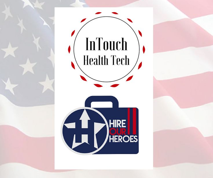 InTouch Health Tech is hiring veterans! Find our more and see other awesome companies hiring vets on our Veteran Job Board