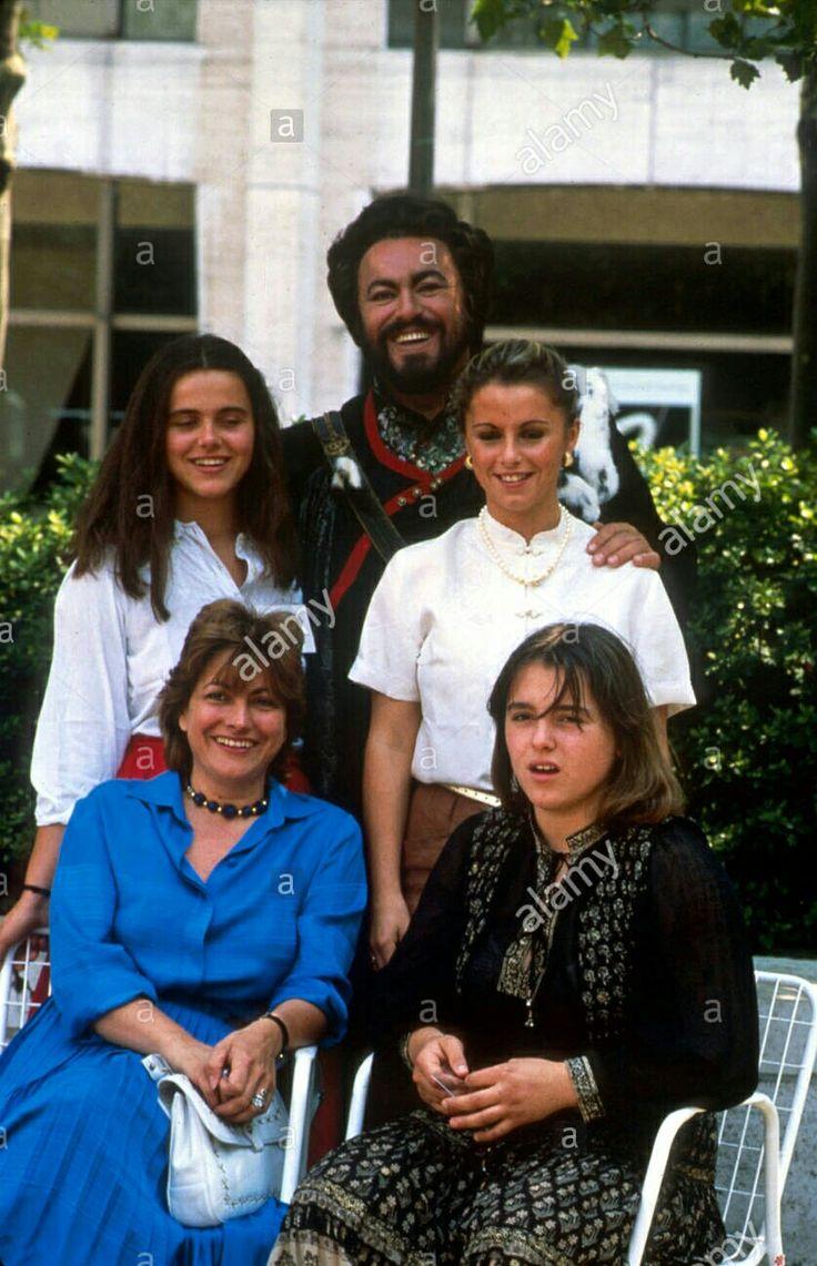 Luciano Pavarotti Kinder