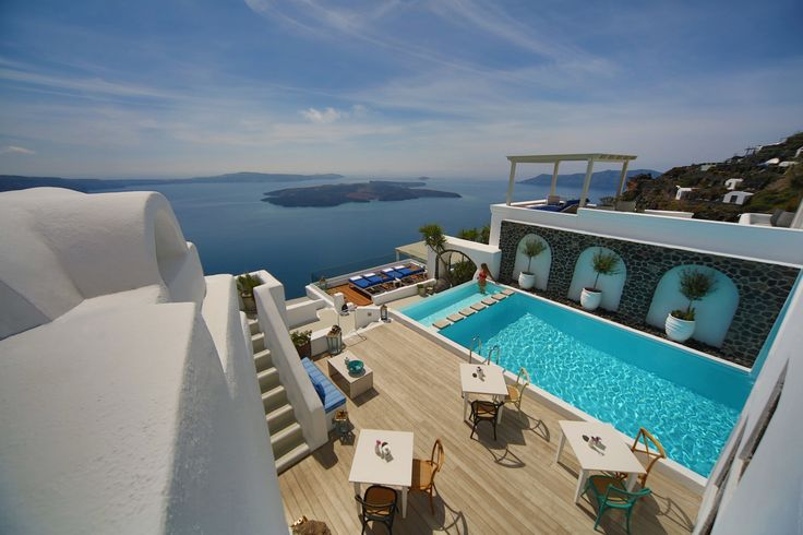 Iconic Santorini...a timeless experience!