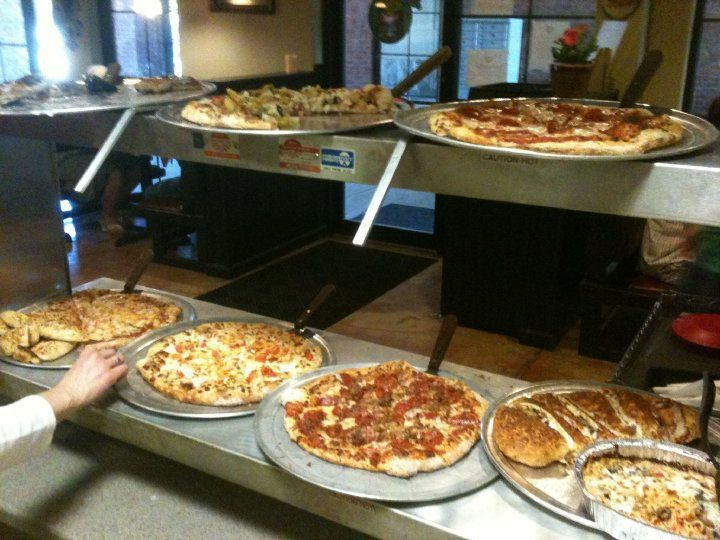 20 best images about fox 39 s favorites on pinterest for Italian buffet