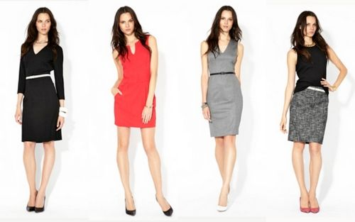 Theory sample sale today - click for a sneak peek!