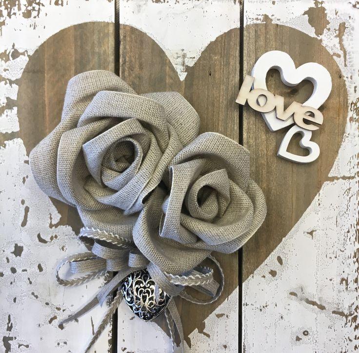 #duepuntihandmade #handmade #handmadewithlove #withlove #flowers #ribbon #roses #love #foryou #heart #loveisintheair #sanvalentino #gift #giftideas #home #homedecor #homesweethome