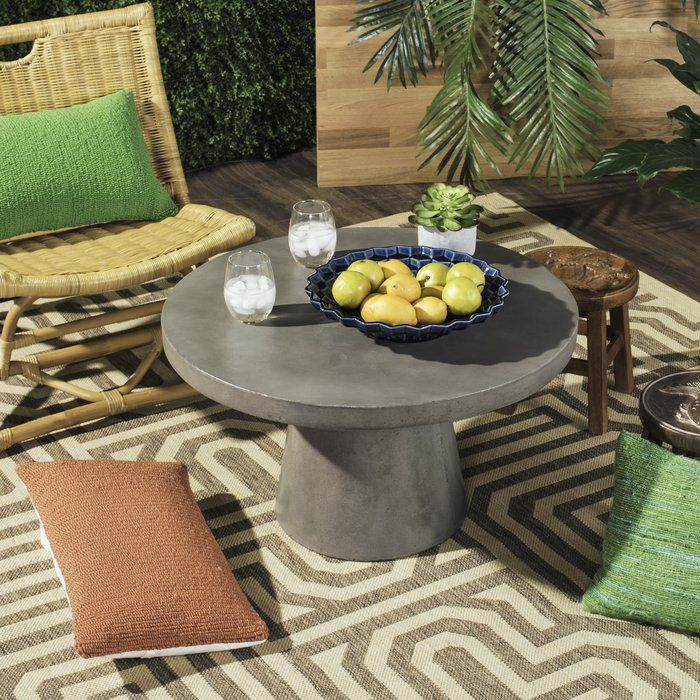 Caitlyn Coffee Table Mesas Outdoor Coffee Tables Coffee Table