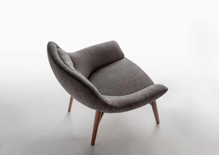 Hanna Armchair made by BertO - Italian design