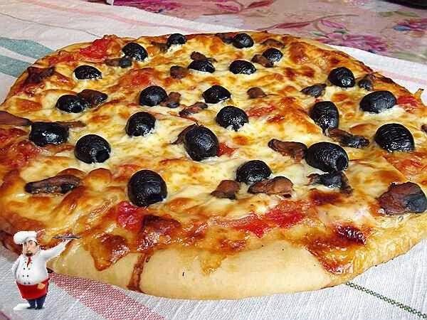 Неополитанская пицца