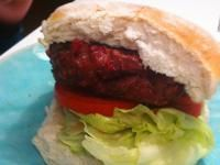 lamb and beetroot burger patties for delicious burgers | Official Thermomix Recipe Community