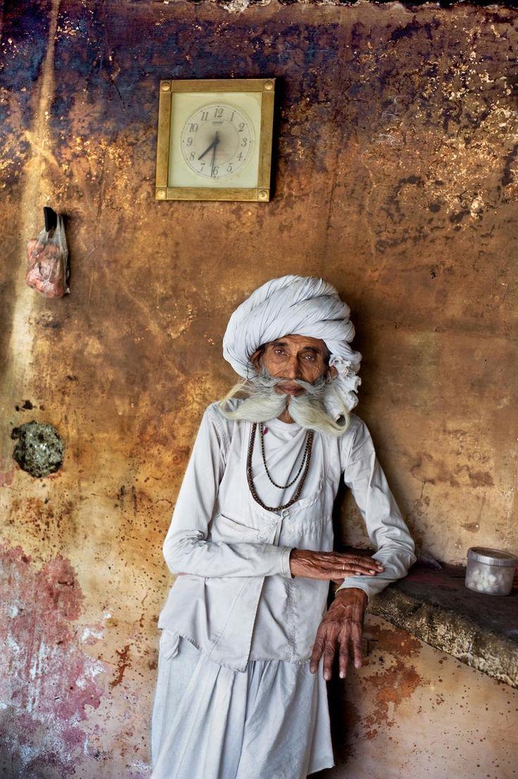 Steve McCurry - Rajasthan, India