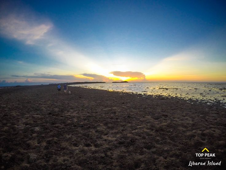 𝐁𝐨𝐫𝐧𝐞𝐨 𝐓𝐨𝐮𝐫𝐬 & 𝐁𝐨𝐫𝐧𝐞𝐨 𝐇𝐨𝐥𝐢𝐝𝐚𝐲𝐬  As you walk along during the sun sets at pulau libaran,sandakan, the sky explodes with the most intense light and colors.  It's an incredibly mesmerizing and unforgettable sight...It makes you realize just how much beauty there is in this world...  Witness the turtle preparing its nest and laying eggs beneath the sand by taking our tour  📩 info@toppeaktravel.com | 🏁 www.toppeaktravel.com