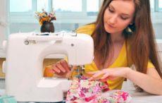 Уроки шитья на швейной машинке: советы новичкам; сложности и проблемы | Советы модницам