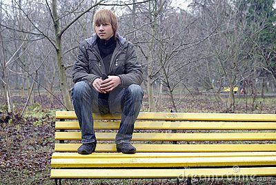 sitting on the bench - Szukaj w Google