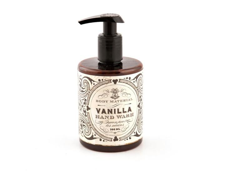 VINTAGE VANILLA HAND WASH