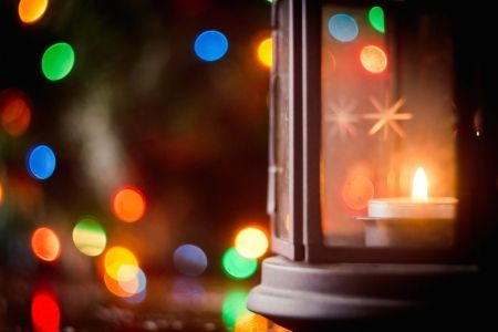 Luminose Holiday Lights - Luci, candela, lanterna, vacanza