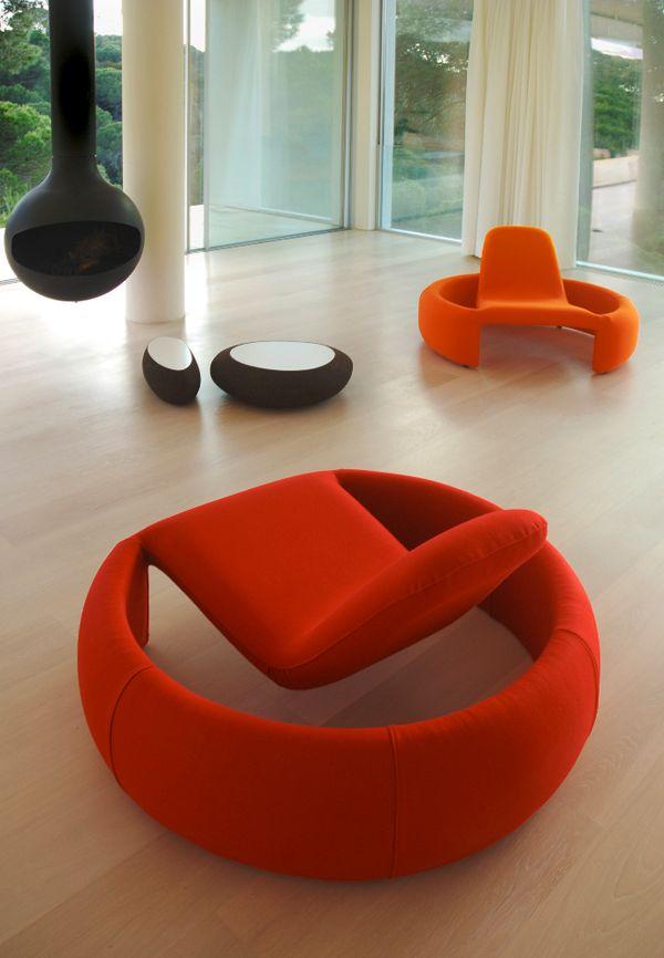 From Branca-Lisboa line of designer furniture from Lisbon, Portugal. Designer: Marco Sousa Santos