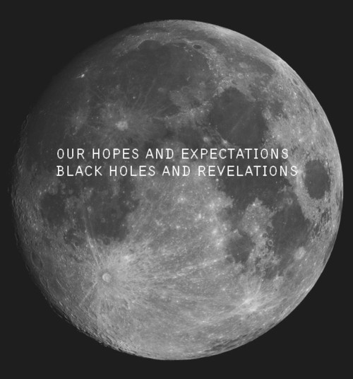 just some black holes and revelations