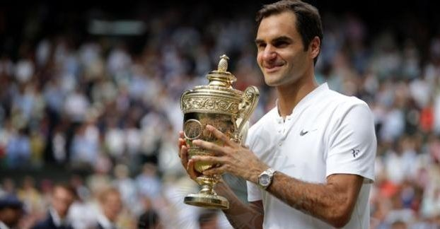 Wimbledon 2017: Roger Federer beats Marin Cilic to win record eighth title - https://www.barbadostoday.bb/2017/07/16/wimbledon-2017-roger-federer-beats-marin-cilic-to-win-record-eighth-title/
