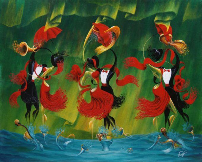 Octavian Florescu |Paintings