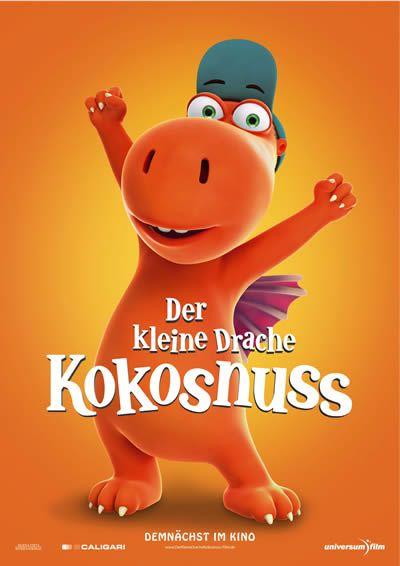 """""""Der kleine Drache Kokosnuss"""" von Nina Wels. Mehr unter: http://www.kino-zeit.de/filme/der-kleine-drache-kokosnuss"""