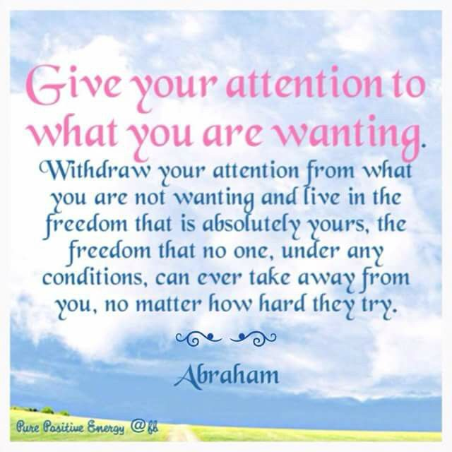 Law of Attraction Teachings by Abraham-Hicks