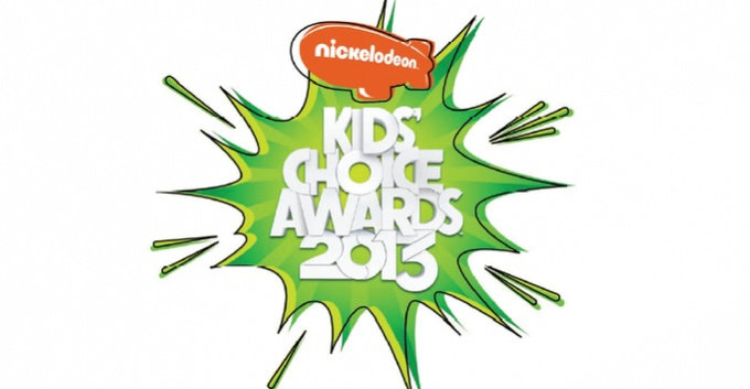 Nominados a los Kids' Choice Awards 2013