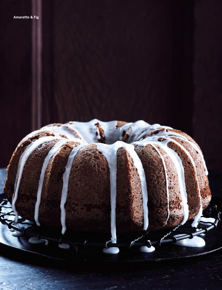 Amaretto & Fig Bundt Cake #recipe / sweet paul magazine, winter 2011 #dessert
