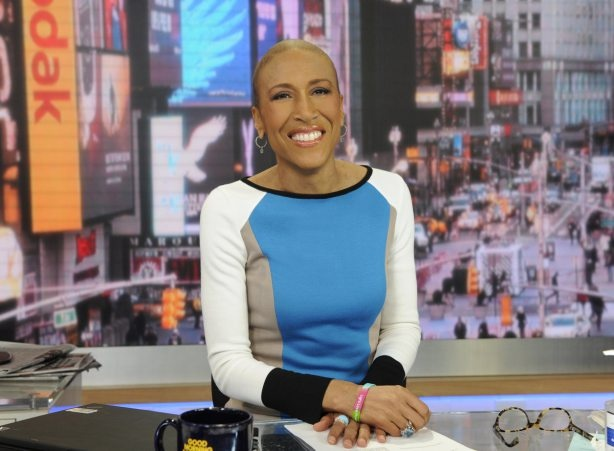 """Robin Roberts: """"I Choose To Be Fearless"""""""