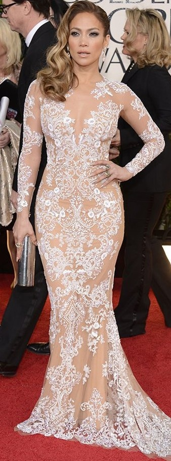 Lopez in Zuhair Murad 2013 Globes ♥✤ | Keep the Glamour | BeStayBeautiful