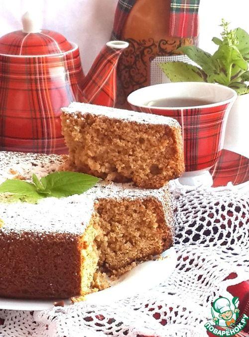 """Шотландский овсяный пряник """"Паркин"""" - кулинарный рецепт"""