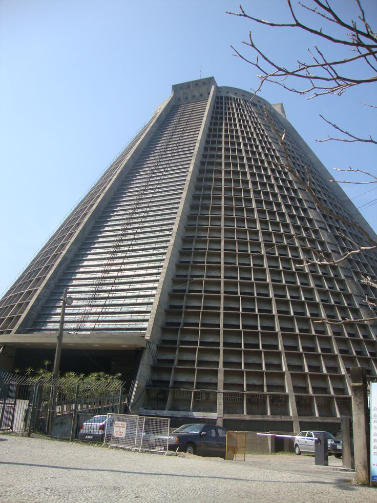 Catedral Metropolitana de São Sebastião, Rio de Janeiro/RJ - Brasil