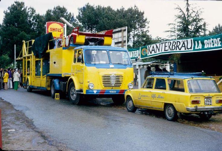 Autodelta Golden Years History Site