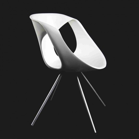 Tonon have created an evocative and iconic design in the Up Chair.