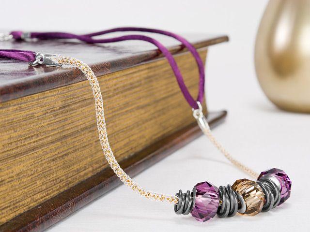 Royal Vanguard Necklace - artbeads
