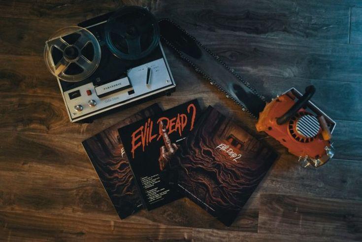Evil Dead 2: la colonna sonora rimasterizzata su vinile