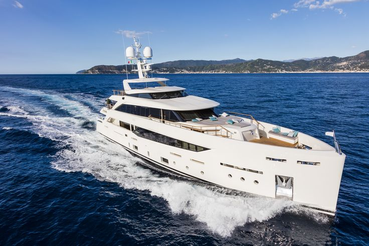 Planika reached another milestone installing a #fireplace on #yacht: http://www.planikafires.com/serenityyacht/