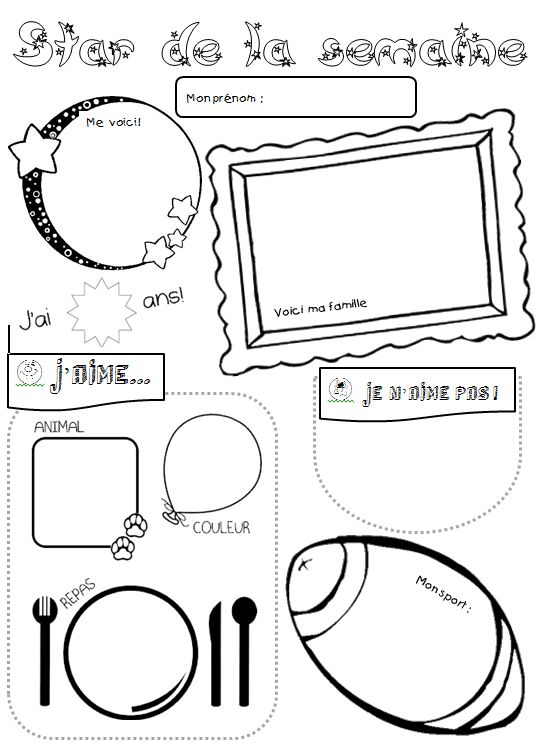 39 best images about french immersion printables on pinterest. Black Bedroom Furniture Sets. Home Design Ideas