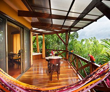 Nayara Hotel, Spa & Gardens, Costa Rica. GOSH would I love to spend a weekend here and get pampered...ahhh ^_^