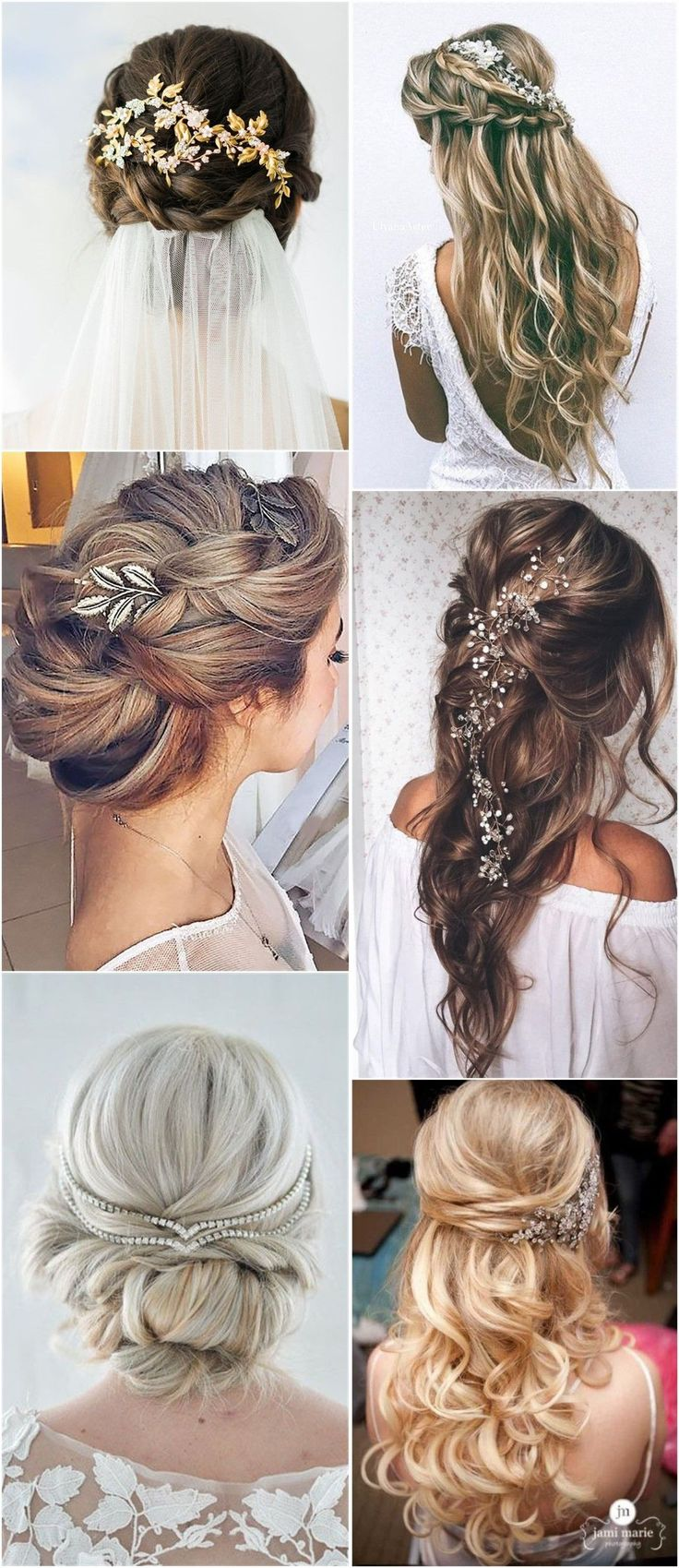 best hair accessories for wedding images on pinterest bridal