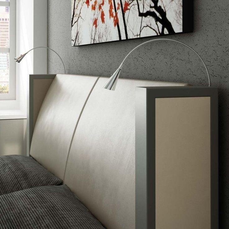 Les 68 meilleures images propos de bedroom design sur pinterest ikea t tes de lit en bois - Applique tete de lit ikea ...