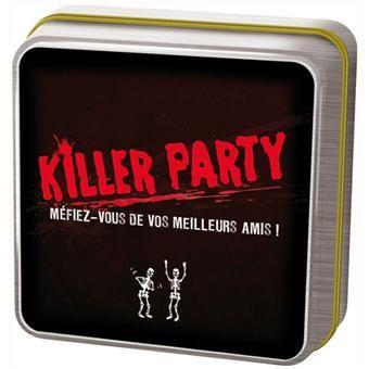 Asmodée  Cocktail Games  Killer Party