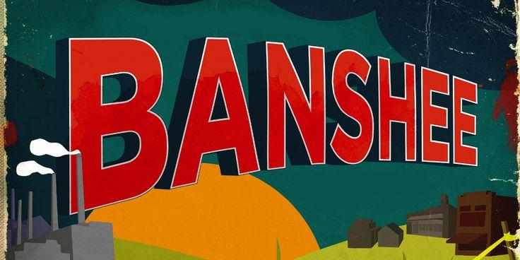 Fiche #Série complète pour tout savoir sur #Banshee. Avis, informations, résumé et bande annonce de la série! #Passion #Geek