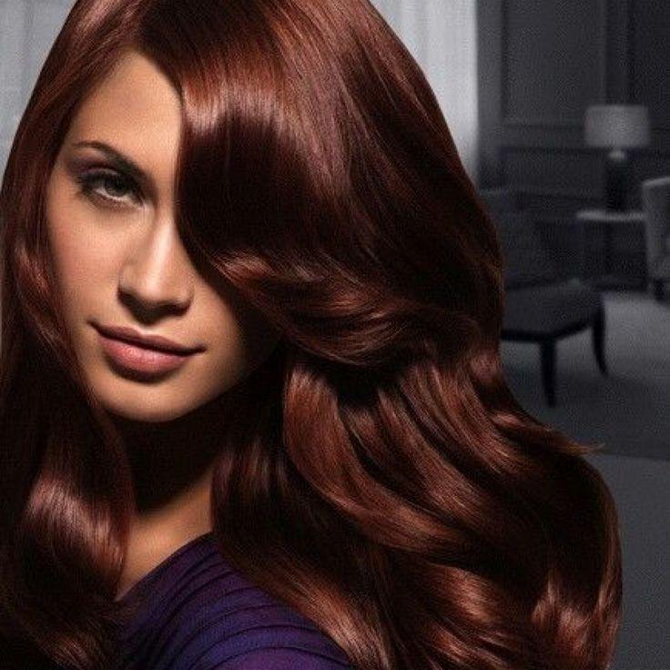 deep auburn hair color top