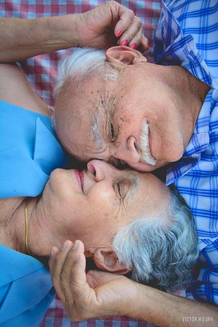 Decididamente, O Amor Não Tem Idade!