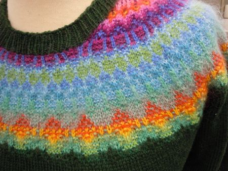 732 best Knitting Fair Isle images on Pinterest | Knitwear ...