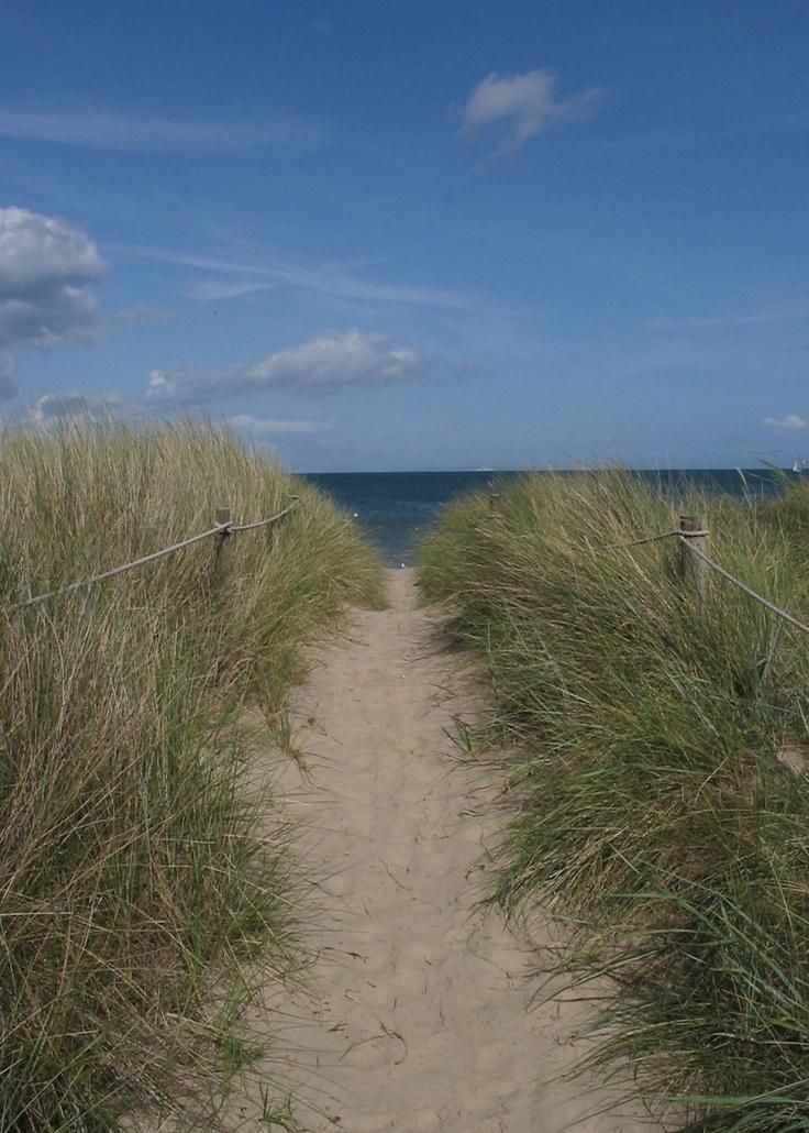 Studland Beach, Poole, Dorset, UK