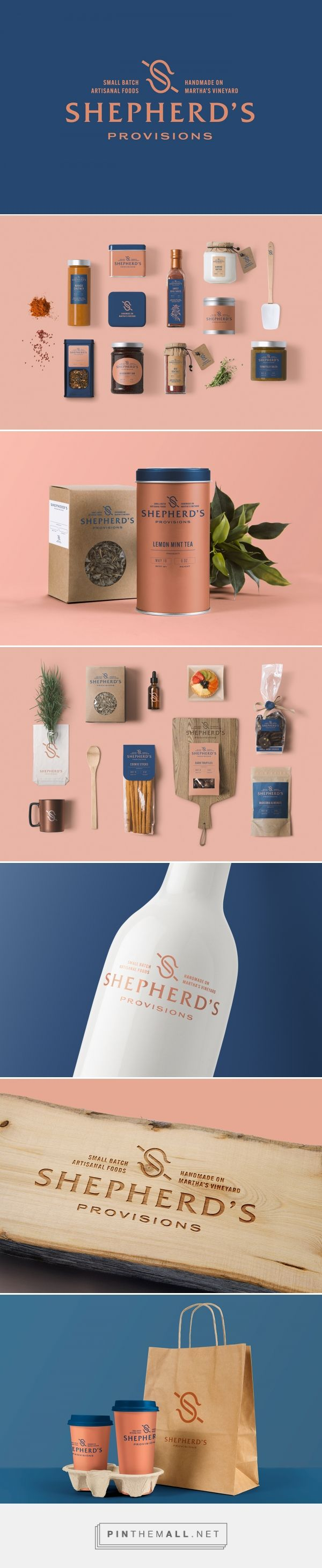 Shepherd's Provisions Branding and Packaging by Bluerock Design Co | Fivestar Branding Agency – Design and Branding Agency & Curated Inspiration Gallery